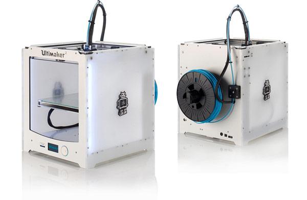 3D-принтер Ultimaker 2 стоит 1895 евро