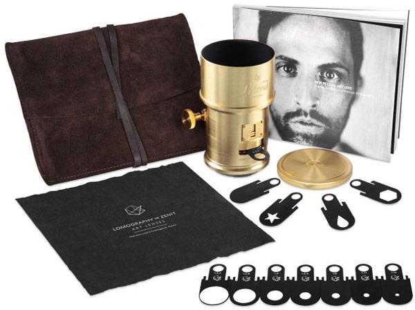Lomography предлагает объектив Петцваля в вариантах для камер Canon и Nikon