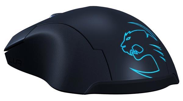 Начались продажи трехкнопочных игровых мышей Roccat Lua