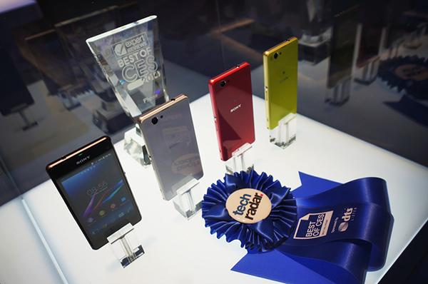 Начало продаж Sony Xperia Z1 Compact