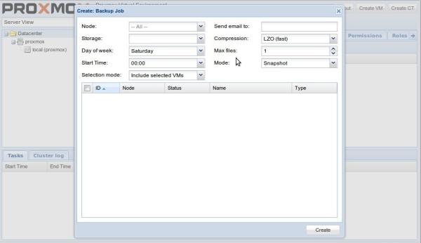 Наконец то вышел Proxmox VE 2.0 final release