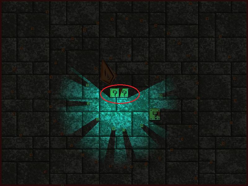 Направленное освещение и затенение в 2D пространстве