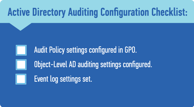 Настраиваем аудит Active Directory: Краткое руководство [PDF]