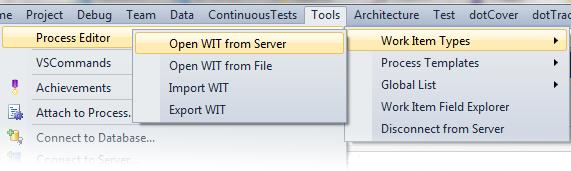 Настройка workflow задач в TFS (практическая часть)