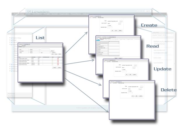 Навигация: вариант реализации для корпоративного приложения