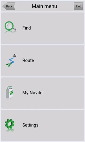 Навител Навигатор теперь и для Windows Phone 7.5