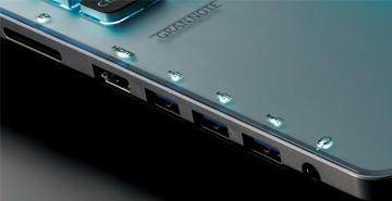 Концепция Grannote построена на стремлении облегчить использование ноутбука пожилыми людьми