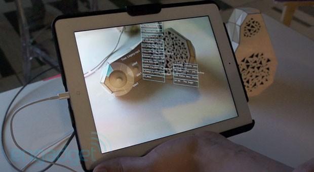 Новая разработка MIT позволяет «накладывать» интерфейс на объекты реального мира