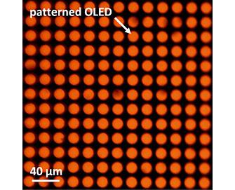 Fujifilm и imec разработали технологию формирования структур OLED с использованием фоторезиста