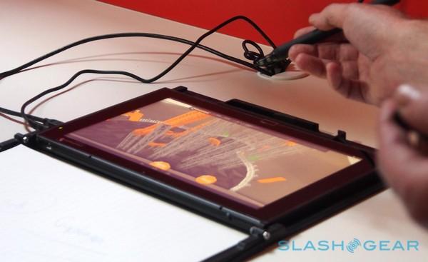 Qualcomm Ultra Sound NotePad