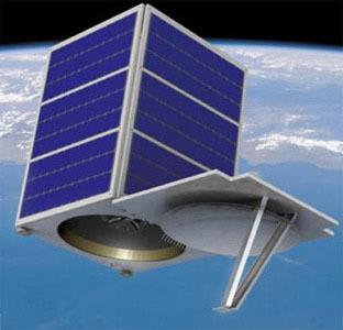 Новое HD видео со спутника SkySat 1: Лас Вегас во всей красе