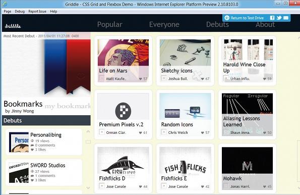 Новое в CSS3: многоколоночность, flexbox, сеточная разметка