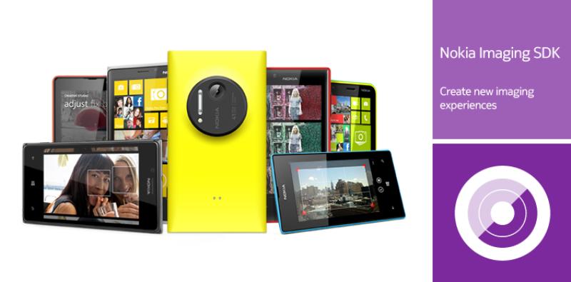 Новые Nokia Imaging SDK и графические приложения: подробности