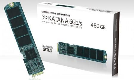 SSD-модули Mach Xtreme MX-KATANA
