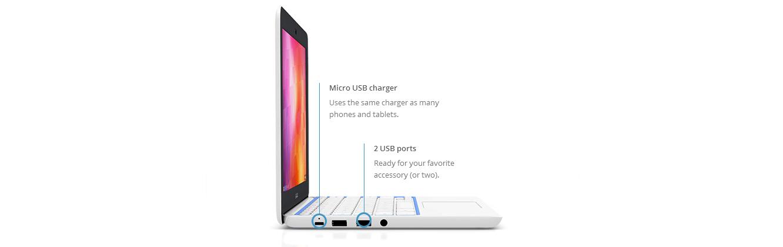 Новый HP Chromebook 11 доступен в Google Play