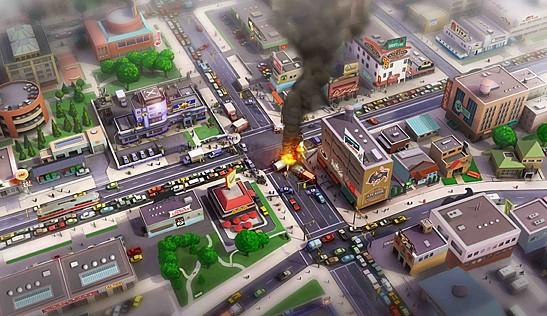 Новый SimCity будет работать только при подключении к Сети