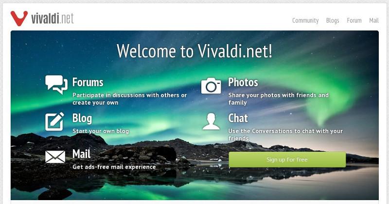 Новый дом — Vivaldi.net