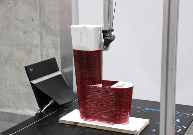 Новый метод 3D печати позволяет создавать окрашенную мебель и лампы