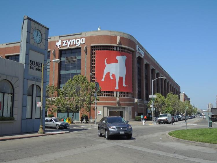 Новый офис Zynga