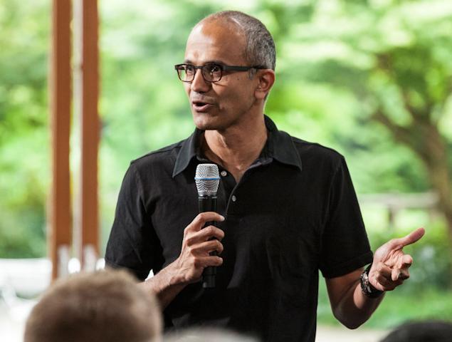 Новым CEO Microsoft стал Сатья Наделла
