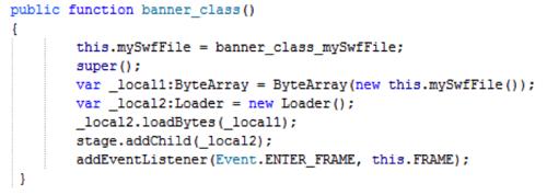 О детектировании атак типа drive by download и новых векторах распространения вредоносного ПО через Flash баннеры