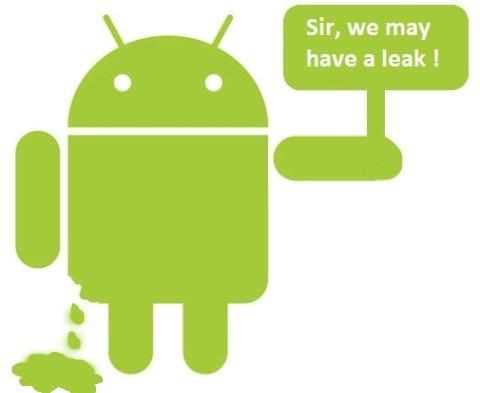 Об открытости данных в Android приложениях