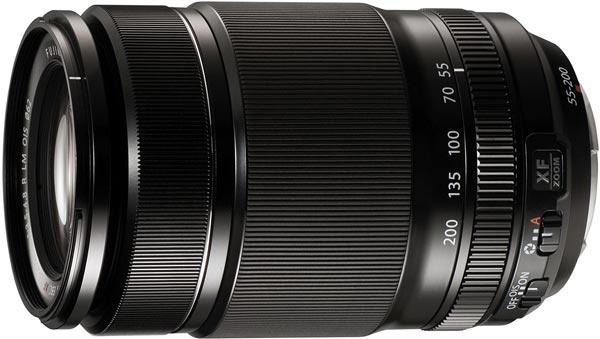 Цена объектива Fujinon XF55-200mm F3.5-4.8 R LM OIS пока не названа