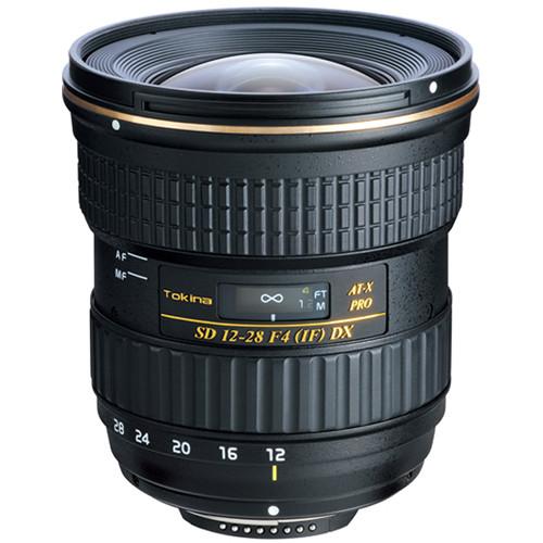 Цена объектива Tokina AT-X 12-28 Pro DX равна $599