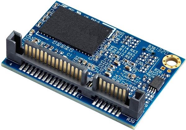 Для удобства SSD Apacer SDM5 выпускаются в двух вариантах