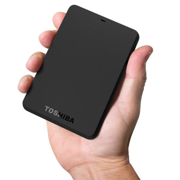 Объем накопителей Toshiba Canvio достиг 2 ТБ