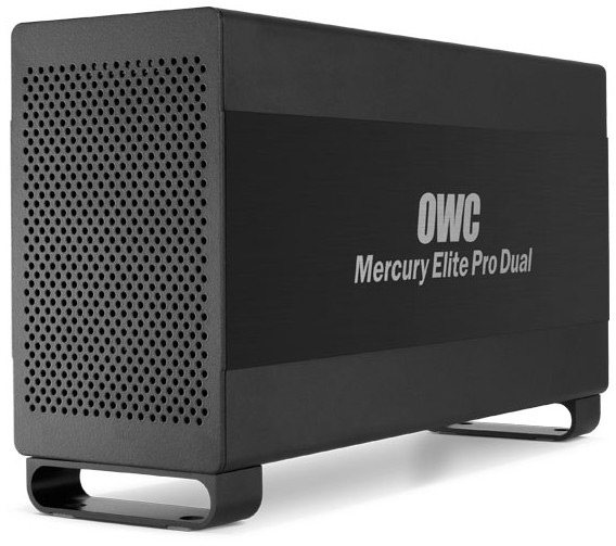 Массив OWC Mercury Elite Pro Dual объемом 10 ТБ стоит $950