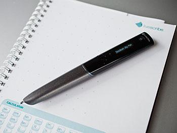 Облачная шариковая ручка с Wi Fi и Evernote