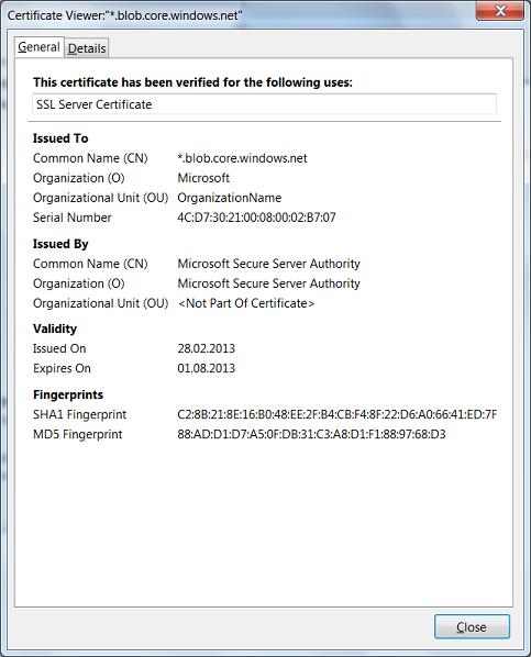 Облака, ответственность и неожиданные ситуации с SSL сертификатами