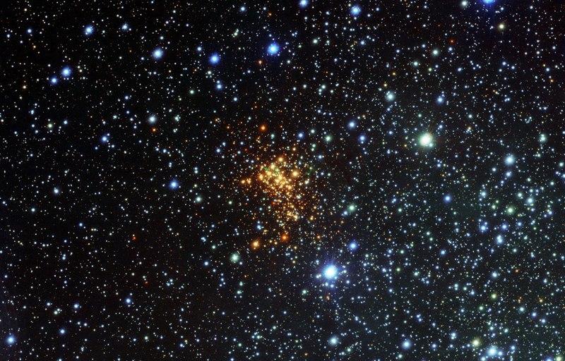 Обнаружена крупнейшая из известных звёзд