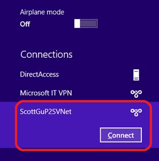 Обновление Windows Azure: point to site подключения и другие улучшения виртуальных машин и сетей, облачных сервисов и выпуск Ruby SDK