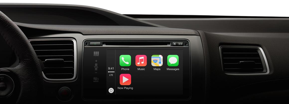 Обновление iOS 7.1 c CarPlay