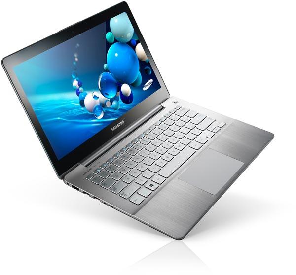 Увидеть новые ноутбуки и ультрабуки Samsung можно будет на выставке CES 2013