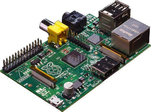 Обновленный Raspberry Pi с 512 МБ ОЗУ по прежней цене