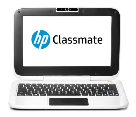 Обновлённый вариант ноутбука HP Classmate получит процессор серии Intel Celeron N2000 (Bay Trail)