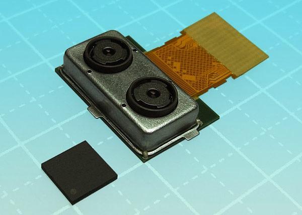 В числе областей применения модуля Toshiba TCM9518MD производитель называет сотовые телефоны, смартфоны и планшеты