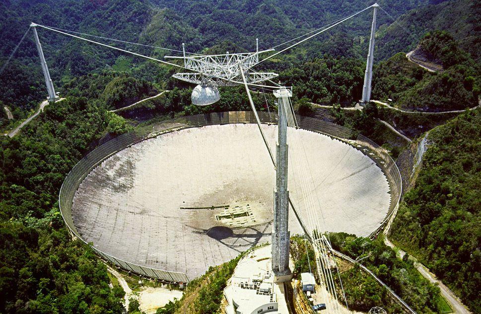 Обсерватория Аресибо подтвердила существование во Вселенной нового типа сверхмощных источников радиоизлучения