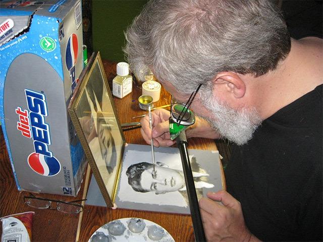 Объяснение фотореалистичной живописи Яна Вермеера