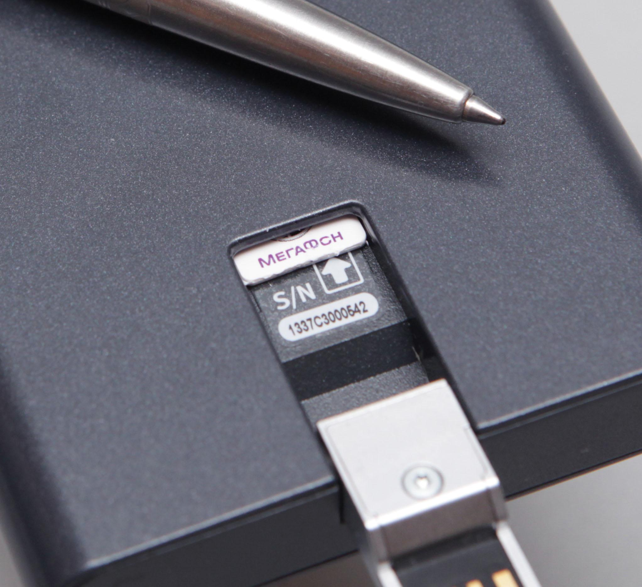 Обзор 4G модема MR100 2