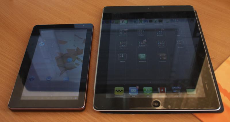 Обзор 7 дюймового планшета ONDA Vi10 Elite с высоким разрешением экрана на базе Android 4