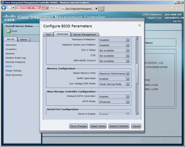 Обзор Cisco Integrated Management Controller: удаленное управление серверами