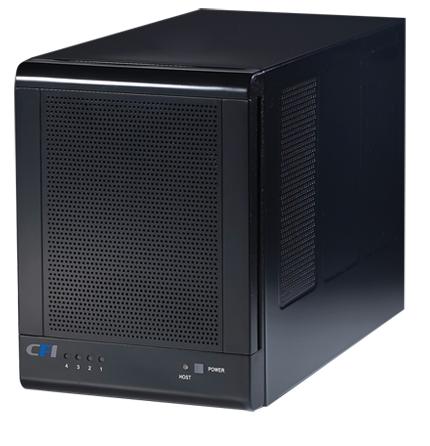 Обзор Direct Attached Storage CFI B4043JDGG