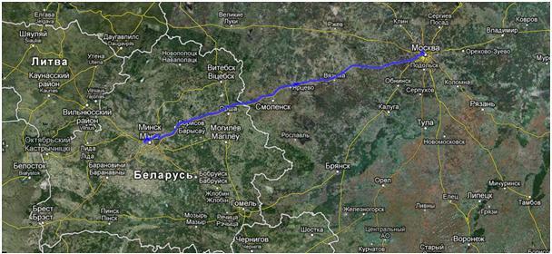 Обзор GPS трекера BCE FM Blue