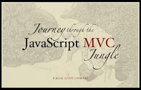 Обзор JS фреймворков. Путешествие через джунгли JavaScript MVC. Ч. 2