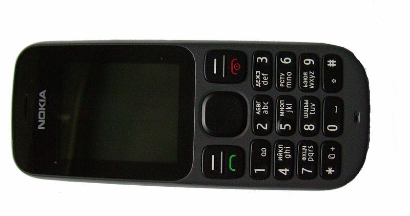 Обзор Nokia 101 — фонарик с плеером и телефоном за 35$