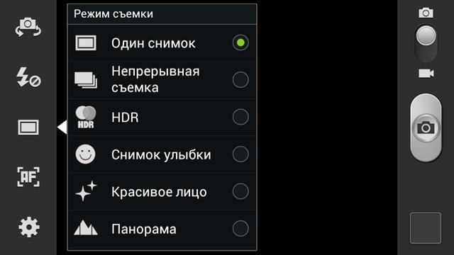 Обзор Samsung Galaxy S III